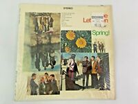 The Lettermen Spring Vinyl LP Record Album Capital EMI