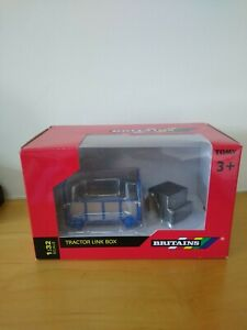 Britains Tractor link box 43109A1 new boxed