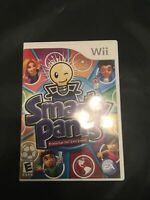 Smarty Pants (Nintendo Wii, 2007) Complete CIB W/ Manual