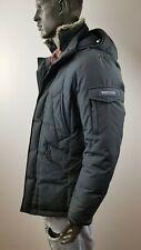 WOOLRICH Blizzard Jacket Herren Daunenjacke Parka Jacke Down filled blau - Gr. M