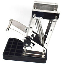 Black Heavy Duty Stainless Steel Outboard Motor Bracket Up To 25hp High Quality
