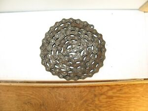 """Steel Bicycle Chain from a 20"""" Pacific Chromium Boys' Mountain Bicycle"""