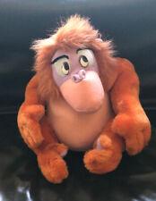"Vintage Louie Disney Applause Plush - Stuffed Animal 8"" The Jungle Book"