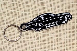 Opel Manta Coupe Keyring