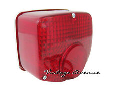 HONDA XL185S CD200T CM200T CB250N/T CL250 XL500S TAIL LIGHT LAMP 6V/12V [TW67]
