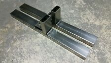"20"" Target shooting stand WELDED STEEL / Sign holders / HEAVY DUTY"