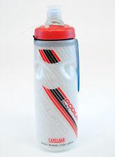 CAMELBAK PODIUM BIG CHILL BICYCLE WATER BOTTLE 21oz BPA FREE, Red/White/Black