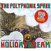 The Polyphonic Spree - Holidaydream (Sounds of the Holidays Vol 1)  CD+DVD  NEW
