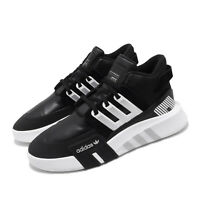 adidas Originals EQT Bask ADV V2 Black Silver White Men Lifestyle Shoes FW4253