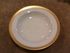 "MIKASA CHINA PALATIAL GOLD L3234 PATTERN SOUP BOWL 8-1/2"" DIAMETER"