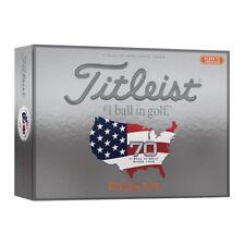Titleist Limited Edition ProV1 Golf Ball 70th Year Edition - (2) sleeve box