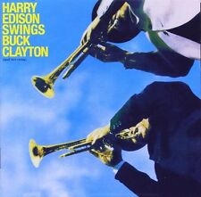Harry Edison Swings Buck Clayton - Harry & Buck Clayton Edison (2014, CD NEU)