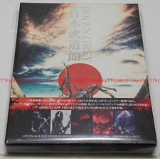 New DIR EN GREY ARCHE AT NIPPON BUDOKAN First Limited Edition 3 DVD CD Japan F/S