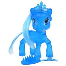 Greenbrier international Magical Glitter Pony Figure with Accessories Nwt Blue