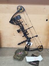"Bowtech Carbon Icon R.A.K Bow Package ""Includes Bonus Accessories"" BRAND NEW 70"