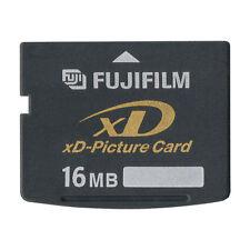 Original Fujifilm 16MB XD Picture Memory Card for camera