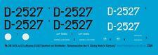 Peddinghaus 1/200 3476 Ju 52/3 Lufthans D-2527 Manfred de Richthofen pour L Zv