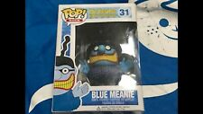 Funko Pop! Rock Blue Meanie # 31Vaulted -The Beatles Yellow Submarine