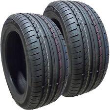 2 2554518 Budget Tyres NEW 255/45 255 45 18 x2 103 Xl