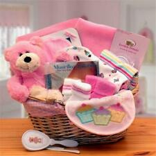 Gift basket 890573-P Simply The Baby Basics New Baby Gift Basket -Pink