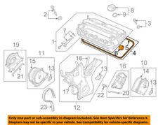 12030RYEA01 Acura OEM 03-09 MDX 04-08 TL Valve Cover Gasket Set V6