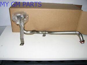 GM 4.8 5.3 6.0 ENGINE OIL PICK UP TUBE SCREEN 2007-2013 NEW OEM 12608579