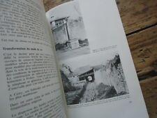 LORRAINE - VILLAGES ET MAISONS DE LORRAINE  ARCHITECTURE MOBILIER 1982
