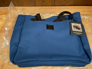 Filson Tote Bag Without Zipper - New!