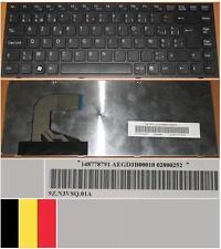 Azerty Keyboard Belgian SONY VAIO VPC-S 9Z.N3VSQ.01A AEGD3B00010 148778791 Black