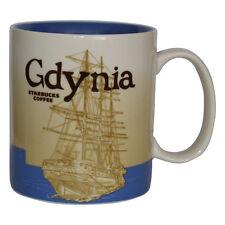 Starbucks City Mug Gdynia Polonia Coffee Cup Poland Pott taza de café