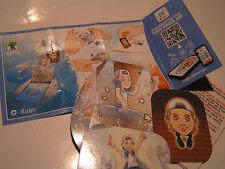 Überraschungseier Teen Idols   Kygo    Pop-upCard Sticker SD730  Joy Ei neu