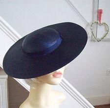 Wide Brim Unbranded Vintage Hats for Women