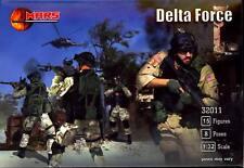 Mars Figures 1/32 DELTA FORCE U.S. SPECIAL OP FORCES Figure Set