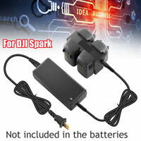 4 in 1 Intelligent Drone Flight AC Power Charger Quick Charging for DJI Spark