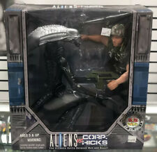 Aliens vs Corp Hicks Action Figure KB Toys Limited Edition  By Kenner 1997 NIB