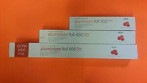 Heavy Duty Aluminium Christmas Turkey Foil 75mtrs For Roasting-Baking-Grilling