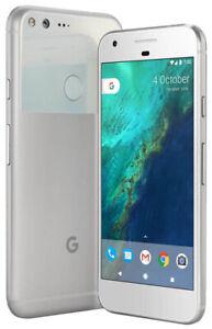 Google Pixel XL 32GB - Black Silver (Factory Unlocked) Smartphone A