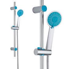 Dusch Set Design Handbrause Duschstange Duschschlauch Brausegarnitur Komplett