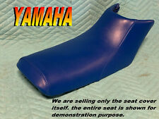 Yamaha YT60 TRI ZINGER New seat cover 1984-86 YT 60 TRI MOTO blue 958C