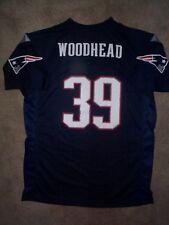 00a645911 ( 55) New England Patriots DANNY WOODHEAD nfl Jersey YOUTH KIDS BOYS (xl)