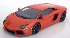 Kyosho Lamborghini Aventador LP 700-4 Orange LARGE CAR 1:12 LE 600pcs *New!