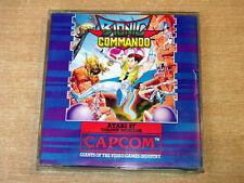 Atari ST-Bionic Commando por Capcom