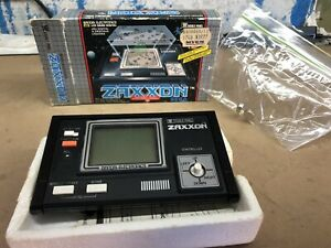 Vintage Bandai Zaxxon LCD Hand Held Electronic Game.