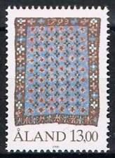 Aland postfris 1990 MNH 41 - Volkskunst