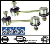 Toyota Corolla Rear Axle Anti Roll Bar Drop Links X2 48830-20010