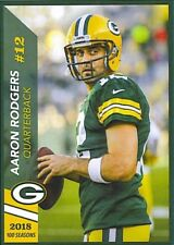 2018 Green Bay Packers Police Cards Complete Set (20 Cards)