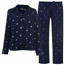 Biba Womens Foil Spt PJ Set Pyjama