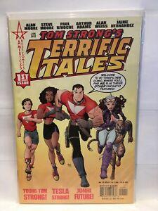 Tom Strong's Terrific Tales #1 VF/NM 1st Print America's Best Comics