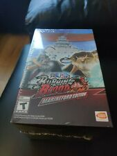 ULTRA RARE One Piece Burning Blood Marineford Collectors Edition PS4 NEW SEALED