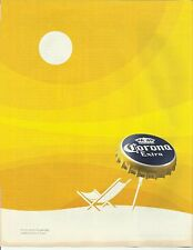 Corona cap umbrella   - Corona -  Beer ad